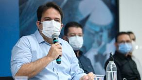 """""""Se nada for feito, a rede vai colapsar"""", diz prefeito de Anápolis"""