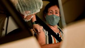 Prefeitura de Anápolis inicia vacinação para idosos acima de 67 anos