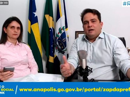 ZAP do Social da Prefeitura de Anápolis vai destinar cestas básicas aos atingidos pela crise do coro