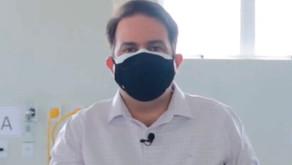 Avaliação da matriz de risco passa a ser diária, diz prefeito de Anápolis