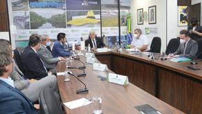 Governo de Goiás discute possibilidade de se produzir IFA matéria-prima de vacinas
