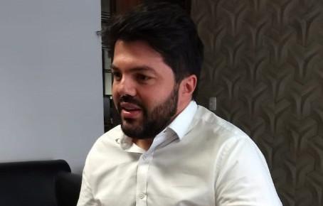 """""""MDB ainda não discute nomes, mas terá candidato a prefeito"""", diz Márcio Corrêa"""