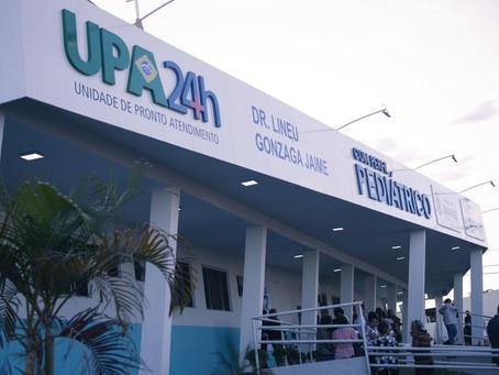 UPA com Perfil Pediátrico alcança 27 mil atendimentos em dois meses