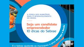 Sebrae lança Guia do Candidato Empreendedor