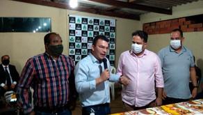 PMN é terceiro partido a oficializar apoio à reeleição de Roberto Naves