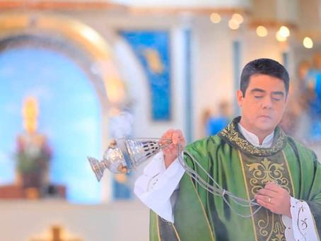 Padre Robson pede afastamento da Basílica do Divino Pai Eterno