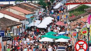 Principais cidades turísticas de Goiás cancelam festividades de Carnaval
