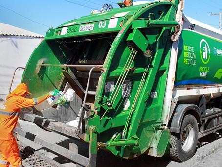 Prefeitura de Anápolis lança licitação para limpeza urbana com valor anual de R$ 48 mi