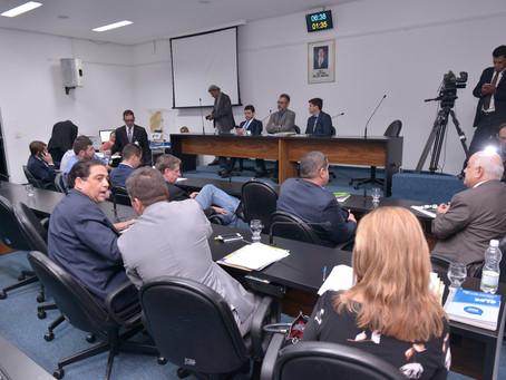 Projeto que revoga incentivos fiscais é aprovado na CCJ da Assembleia Legislativa