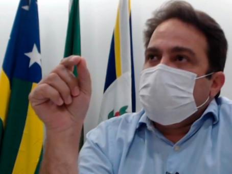 Prefeito Roberto anuncia testagem em massa para Covid-19