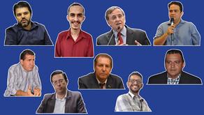 Tudo pronto para campanha: Anápolis tem 9 candidatos a prefeito