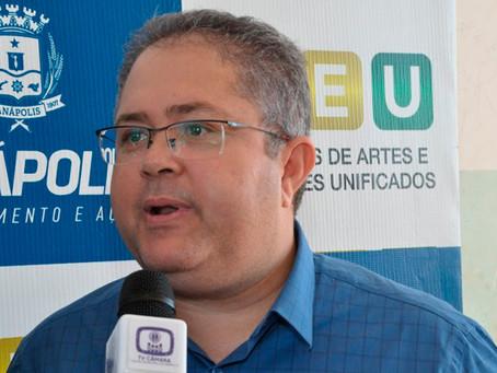 """""""Ronaldo Caiado terá participação ativa na eleição de Anápolis"""""""