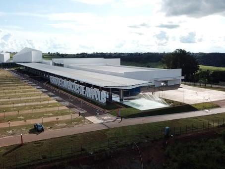 Centro de Convenções de Anápolis vai virar hospital de campanha com 300 leitos