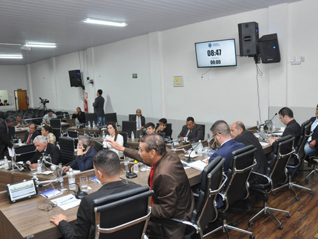 Câmara de Anápolis suspende atividades devido à pandemia da covid-19
