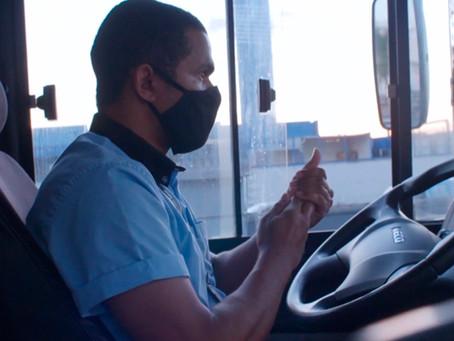 Protocolo garante segurança para o transporte coletivo de Anápolis