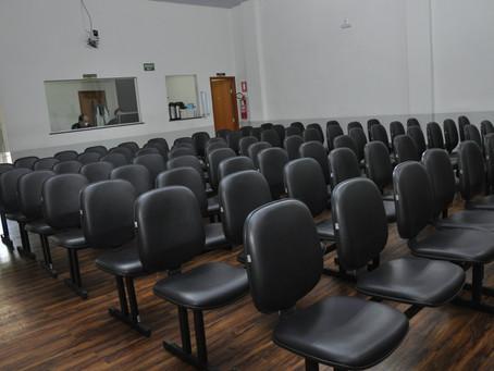 Câmara Municipal de Anápolis prevê sessões a partir do dia 6 de abril, mas sem público