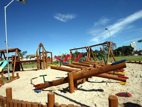 Decreto suspende uso de academias e brinquedos em praças e parques de Anápolis