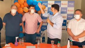 SD lança chapa com 12 candidatas a vereadora e confirma apoio a Roberto
