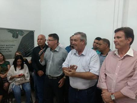 """O candidato a prefeito do Democratas em 2020 pode ser Roberto Naves"", diz Carlos César Toledo"