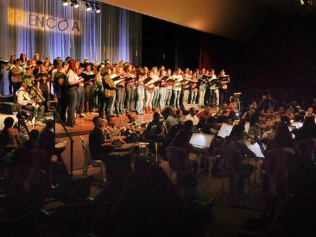 Encontro Nacional de Coros de Anápolis aposta na diversidade musical