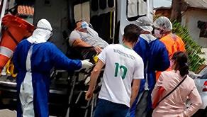 Em três dias, Anápolis registra 731 novos casos de Covid-19
