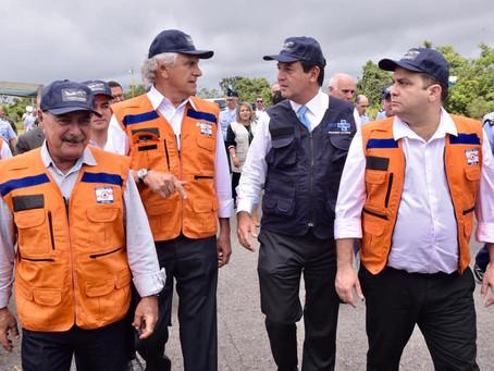 Caiado diz que Anápolis será reconhecida em todo o País pela solidariedade