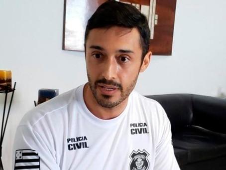 O desabafo contundente do delegado Manoel Vanderic