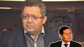Edson Tavares promete Mourão na campanha do PRTB em Anápolis