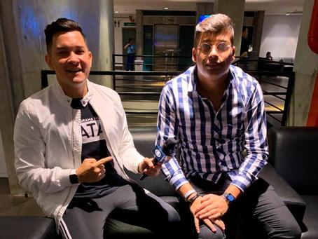 "Natan Balieiro descobre porque empresário Michel Lino se tornou o ""cara do selinho azul"""