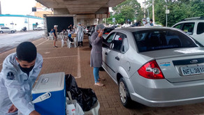 Prefeitura de Anápolis imuniza mais 2,1 mil pessoas contra a Covid-19