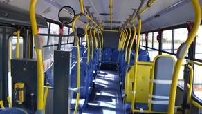 Lei torna preferenciais todos os bancos dos ônibus urbanos