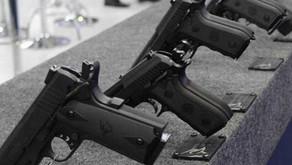 Assembleia aprova isenção de ICMS na aquisição de arma de fogo