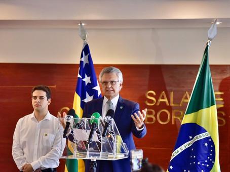 Caiado rompe com Bolsonaro e diz que restrições para conter pandemia seguem em Goiás