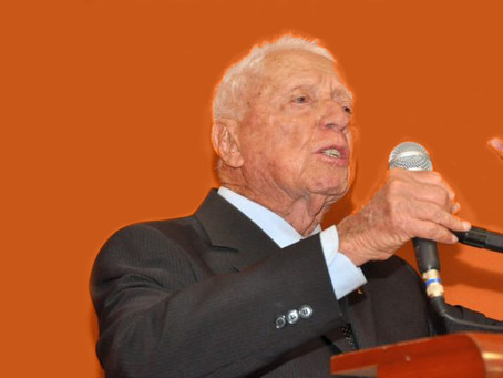 Pioneiro na industrialização goiana, capitão Waldyr O'Dwyer morre aos 102 anos em Anápolis