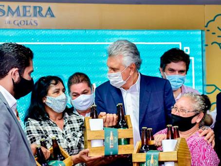 Ambev Anápolis lança Esmera, cerveja regional feita com fécula de mandioca