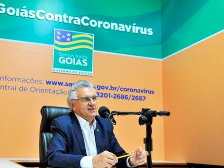 Caiado cria Secretaria da Retomada para atuar no pós-pandemia