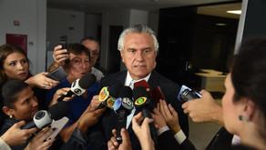 Governo usa dados artificiais para tentar encobrir realidade do Estado, diz Caiado