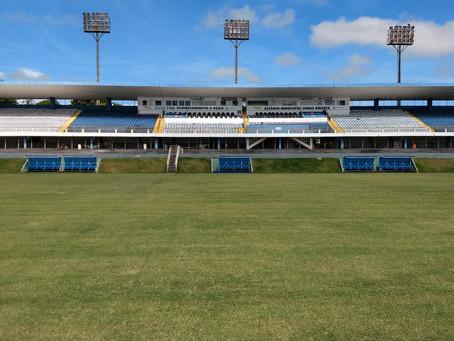 Estádio Jonas Duarte terá o melhor gramado dos últimos dez anos