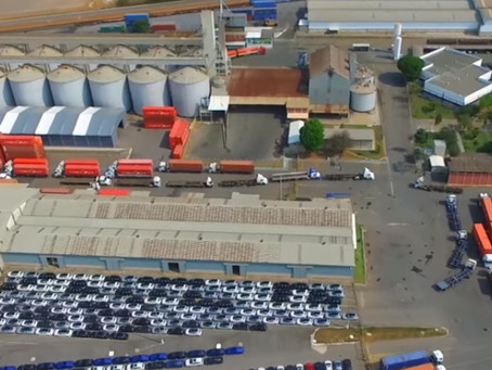 Aurora da Amazônia vence licitação e vai operar Porto Seco de Anápolis