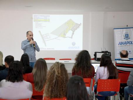 Audiência debate mudança no perímetro urbano para criação de novo polo industrial