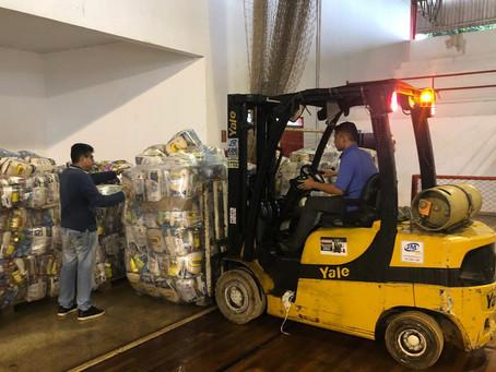 Prefeitura de Anápolis inicia força-tarefa para distribuição de 2 mil cestas básicas