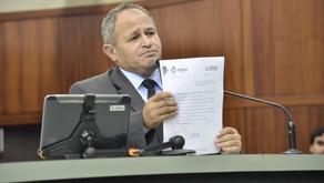 Radialista Carlos Antonio ficará sem mandato eletivo após dez anos