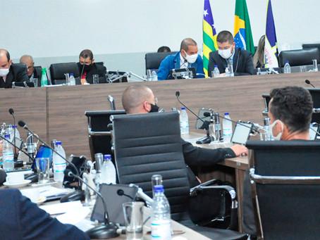 Com agravamento da Covid-19, Câmara de Anápolis deve ter sessões remotas