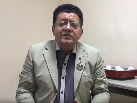 Edson Tavares diz que vai deixar presidência do PSL em Anápolis
