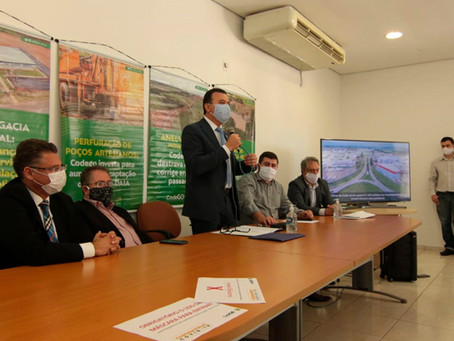 Codego libera áreas no Daia para instalação de cinco novas empresas