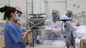 Covid-19: Brasil tem 3.241 mortes e 82.493 infectados em 24 horas