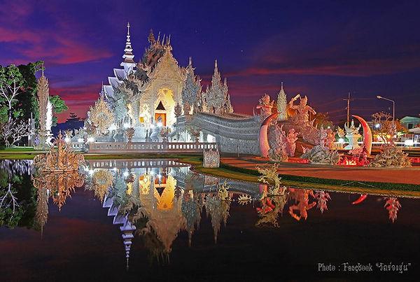 Chiang Rai - White Temple - Page FB offi