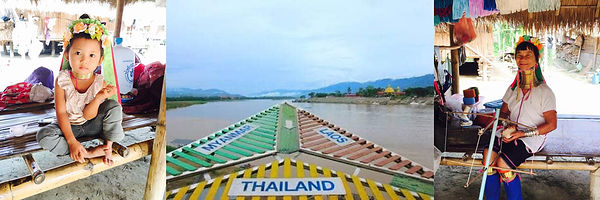 Chiang Rai - Golden Triangle - Montage L