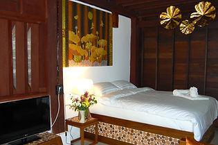 Maison d'hôte/guesthouse à Chiang Mai où l'accueil se fait en français