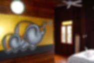 Une maison d'hôte à la literie de qualité, décorée avec goût (à l'image d'un Boutique Hotel)